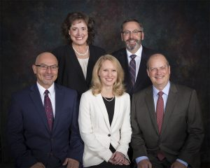 El Paso Board of County Commissioners 2019